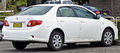 2007-2010 Toyota Corolla (ZRE152R) Ascent sedan 01.jpg