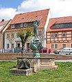 20070420055DR Bad Gottleube (Berggießhübel-B) Traubenbrunnen Markt.jpg