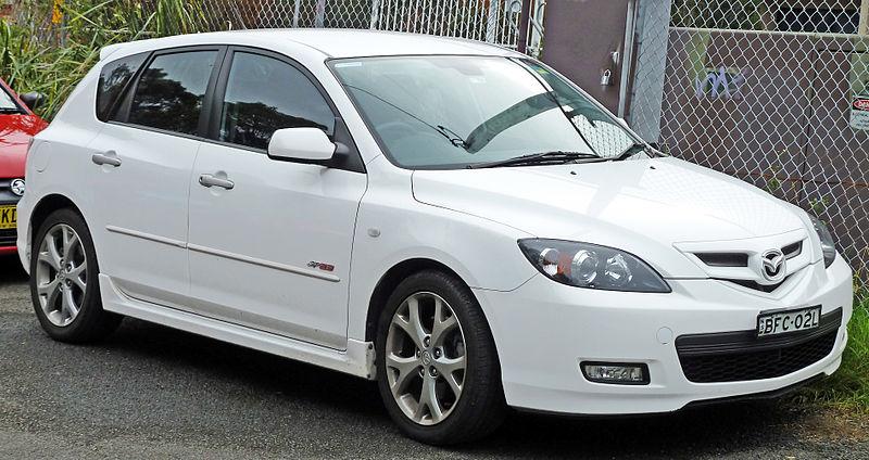 2008 BK Mazda 3 [image credit: wikipedia]