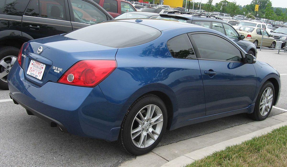 Suzuki Altima