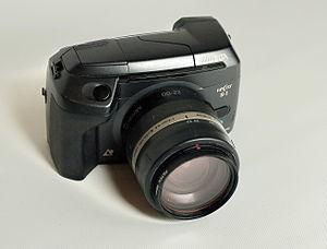 Minolta Vectis S series - Minolta Vectis S-1.
