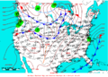 2009-03-17 Surface Weather Map NOAA.png