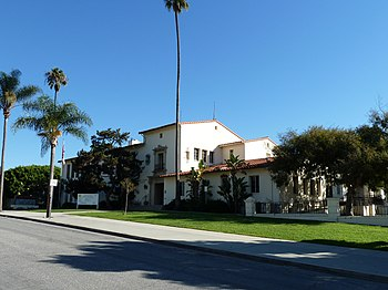 English: Fern Avenue School, Torrance, Califor...