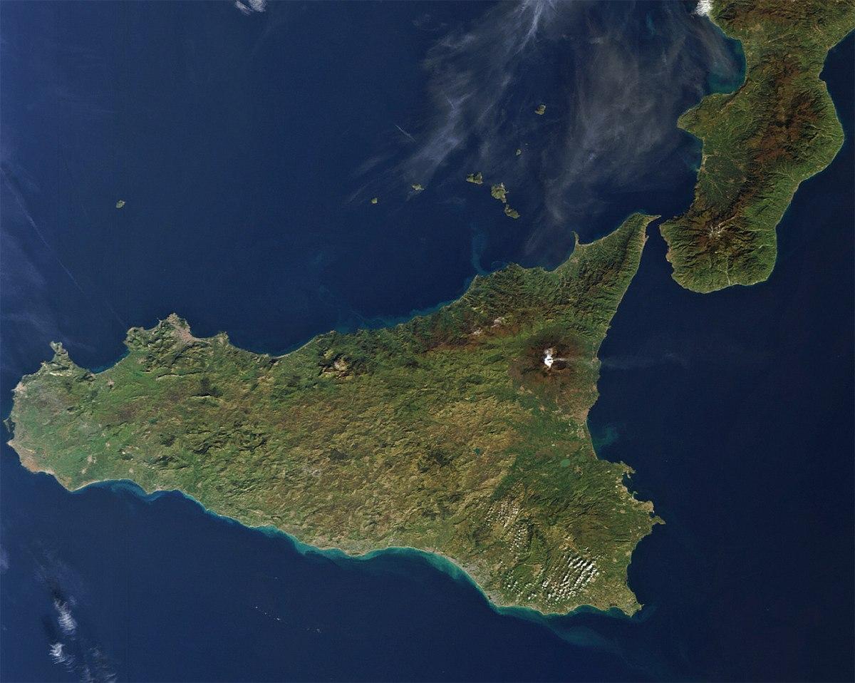Sizilien Wikipedia