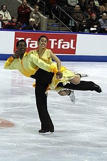 Figure skating Ice sport performed on figure skates