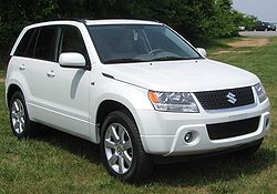 MY2010 Suzuki Grand Vitara Limited (US)