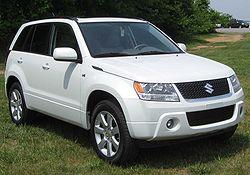 MY2010 Suzuki Grand Vitara Limited (US)