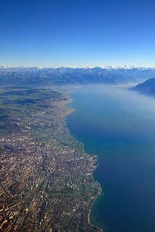 Lac de Genève datant