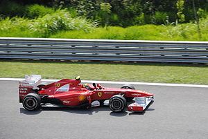 2011 Brazilian Grand Prix - Image: 2011 Brazil GP Massa