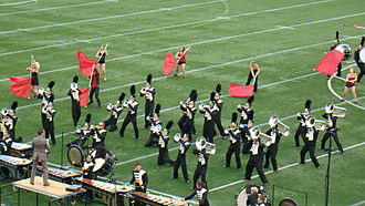 Carolina Gold Drum and Bugle Corps - The 2011 Edition of Carolina Gold performing at the DCA World Championships in Rochester, NY