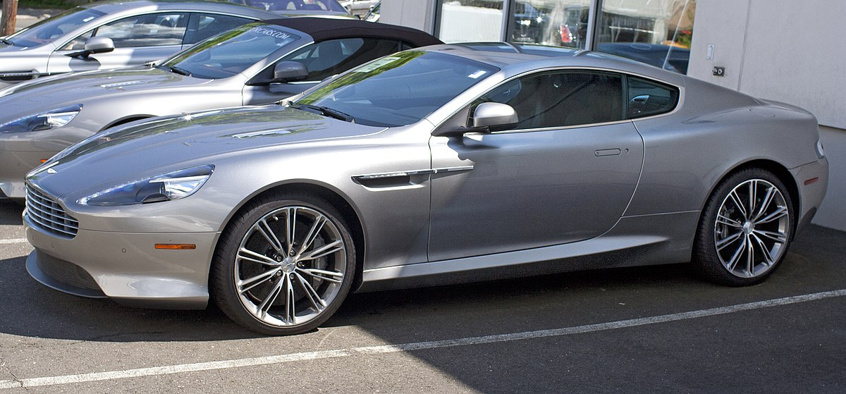 Image Result For  Aston Martin Virage Coup