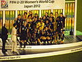2012 FIFA U-20 Women's World Cup Champions 16.JPG