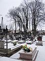 2013 Mariavite cemetery in Płock - 04.jpg