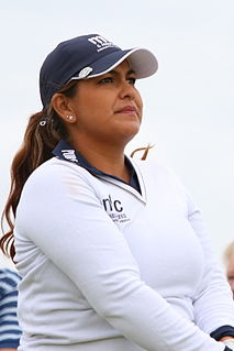 American golfer