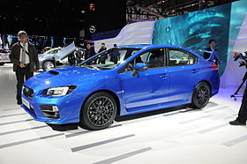 Image illustrative de l'article Subaru Impreza