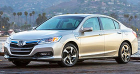 2017 Honda Accord Plug In Hybrid Sedan Trimmed Jpg