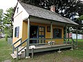2014 Landis Valley Museum Building 12 Tin Shop.jpg