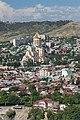 2014 Tbilisi, Widoki z Twierdzy Narikala (26).jpg