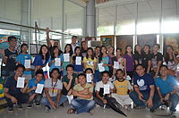 2014 Waray Wikipedia Edit-a-thon 33.JPG