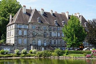 Lure, Haute-Saône - Image: 2015 08 Sous préfecture de Lure 02