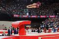 2015 European Artistic Gymnastics Championships - Vault - Elissa Downie 05.jpg