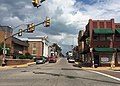 2016-07-19 15 08 41 View east along U.S. Route 211 Business (Main Street) at U.S. Route 340 Business (Broad Street) in Luray, Page County, Virginia.jpg