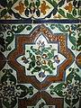 2016-07-19 Ceramic tile, Sala de los Abencerrajes.JPG