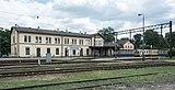 2016 Dworzec kolejowy w Strzelinie 1.jpg