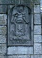 2016 Maastricht, Sint-Servaasbrug, plaquette 1827.JPG