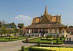 2016 Phnom Penh, Pałac Królewski, Preah Tineang Phhochani (03).jpg