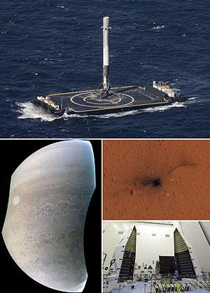 2016 in spaceflight - Image: 2016 in spaceflight