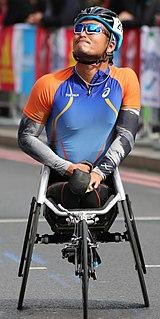 Sho Watanabe Japanese wheelchair racer
