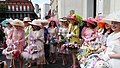 2018-04-01 New Orleans Easter in front of the Cathedral.jpg