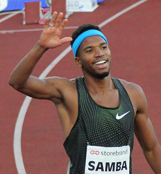 Bet on Men's 400m Hurdles in Doha Winner to Be Abderrahman Samba