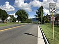 2018-08-31 15 59 25 View east along U.S. Route 211 (Lee Highway) between U.S. Route 11 (Congress Street) and John Sevier Road in New Market, Shenandoah County, Virginia.jpg