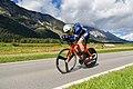 20180924 UCI Road World Championships Innsbruck Men U23 ITT Thibault Guernalec 850 7905.jpg
