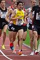2018 DM Leichtathletik - 1500 Meter Lauf Maenner - Timo Benitz - by 2eight - DSC6407.jpg