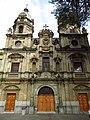 2018 Medellín iglesia de San Ignacio.jpg