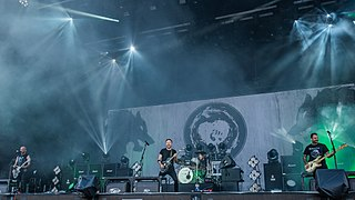 Rise Against American punk rock band