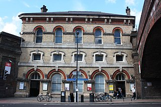 railway station in the London Borough of Wandsworth