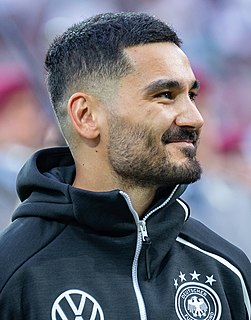 İlkay Gündoğan German association football player