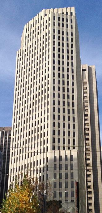 Providian Financial Building - Image: 201 Mission Street, San Francisco