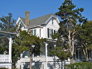 Cape May Historic District - Image: 20 1st Ave CMHD