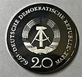 20 Mark DDR 1979 Lessing obverse.jpg
