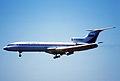 24cs - Aeroflot Tupolev 154M; RA-85668@ZRH;10.05.1998 (4973924293).jpg