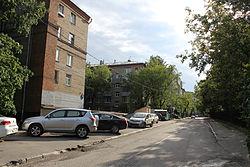 2-й Верхний Михайловский проезд — Википедия