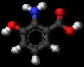 3-Hydroxyanthranilic-acid-3D-balls.png