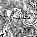 3. Militärische Aufnahme (-1887) Miedzybrodzie am San.JPG
