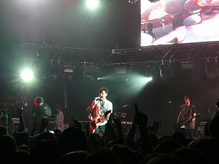 I Thirty Seconds to Mars in concerto nel 2010