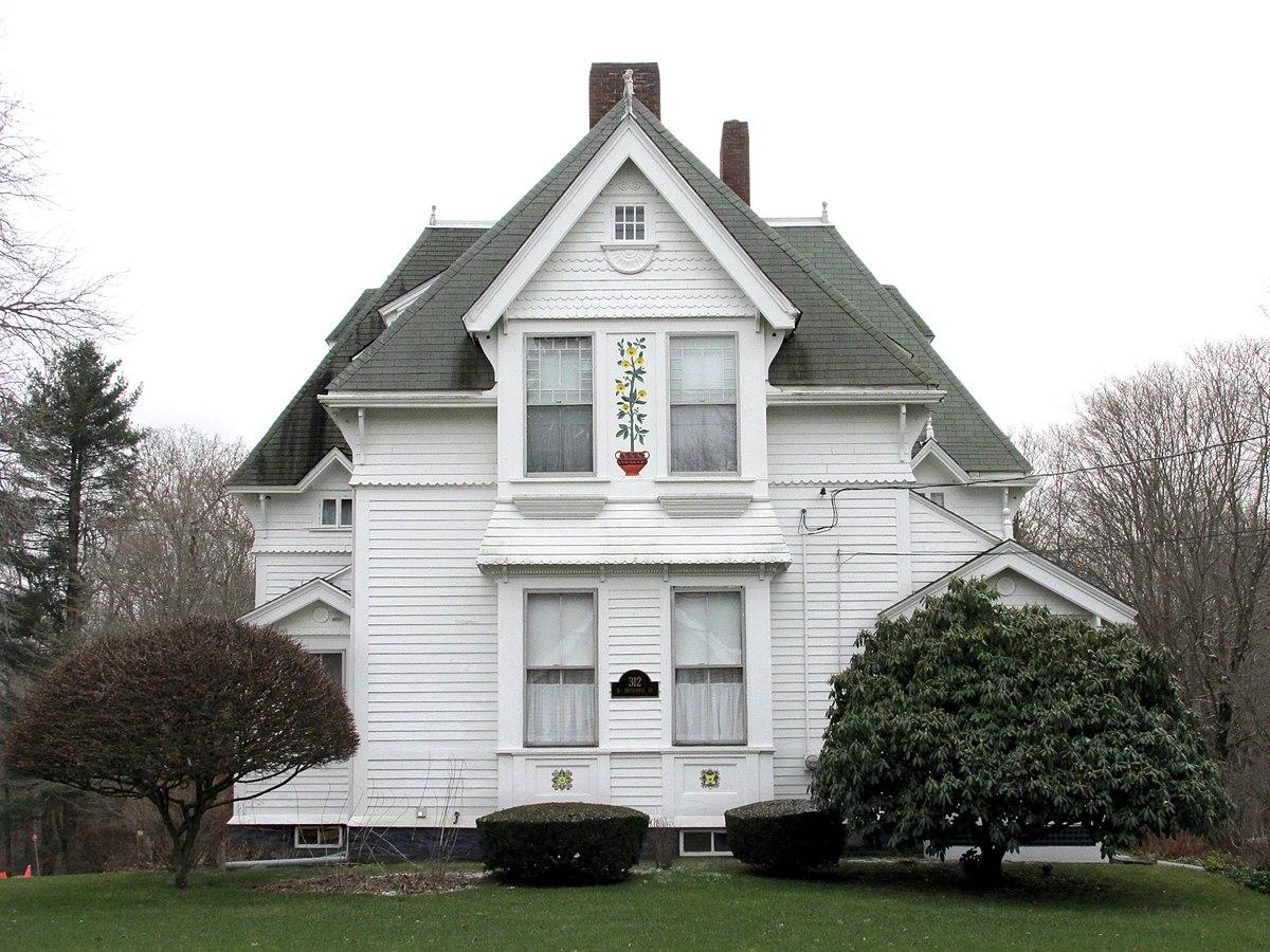 Calvin T Macomber House Wikipedia